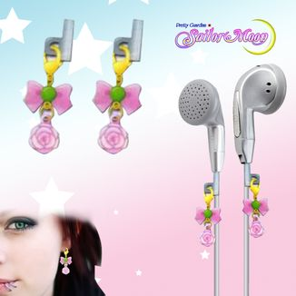 Sailor Moon Earphone Charms Gashapon - Sailor Jupiter