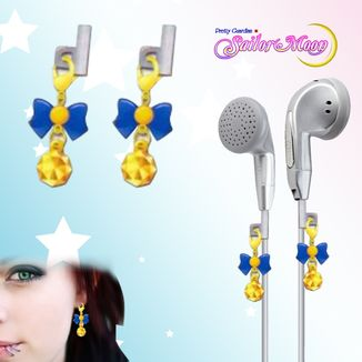 Sailor Moon Earphone Charms Gashapon - Sailor Venus