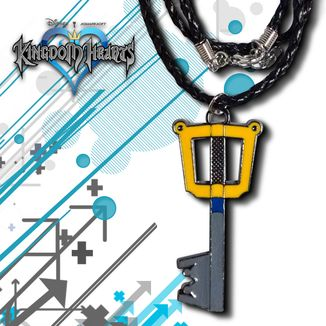 Keyblade Necklace Kingdom Hearts