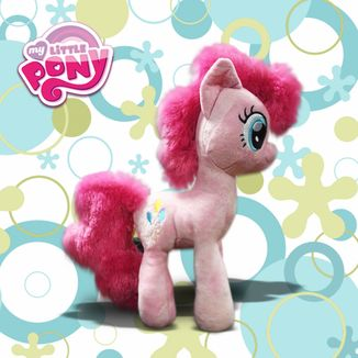 Plush Pinkie Pie V3 My Little Pony