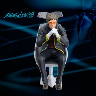 Figura Gendo Ikari Evangelion