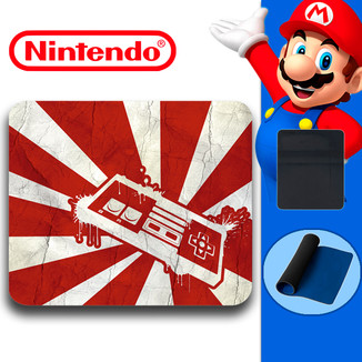 Alfombrilla Ratón - Nintendo 02