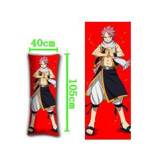 Dakimakura Fairy Tail - Natsu (105x40cm)