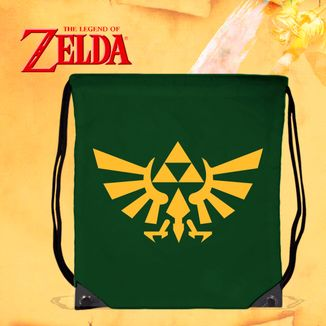 Bag GYM Zelda - Trifuerza