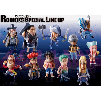 One Piece Trading Figure Rookies Special Line up