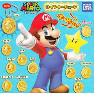 Gashapon Nintendo - Mario Coins