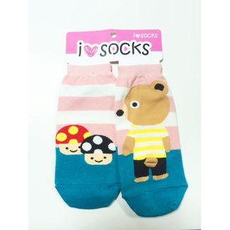Socks mushroom bear