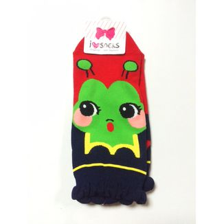 Socks cute alien