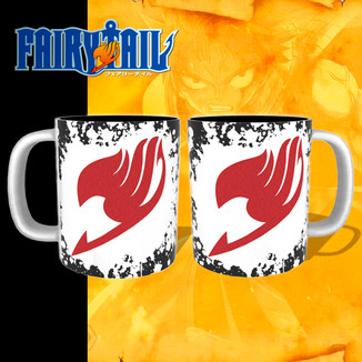 Taza Fairy Tail - Logo