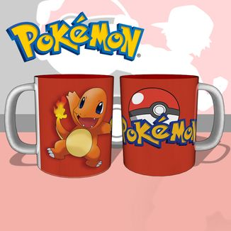 Taza Pokemon - Charmander