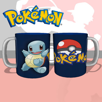 Taza Pokemon - Squirtel