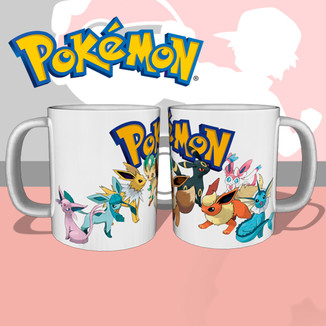 Taza Pokemon - Eevee