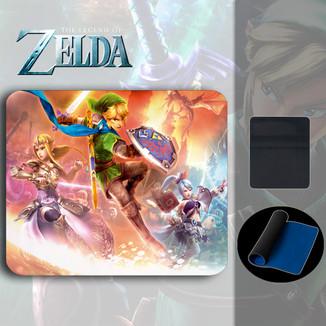 Alfombrilla Ratón Zelda - Hyrule