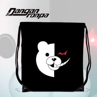 Bolso GYM  DanganRonpa - Monokuma