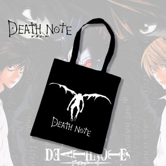 Bolso Death Note - Ryuk Shinigami