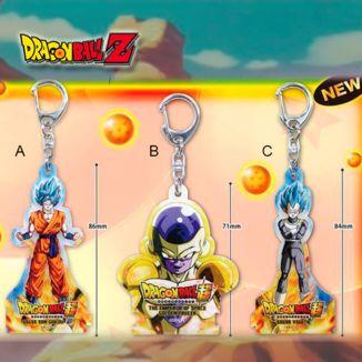 Dragon Ball Keychain - fuukatsu no F