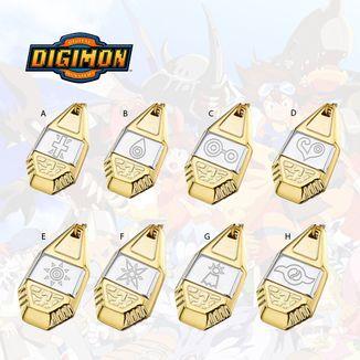 Colgante Digimon - Emblema niño elegido