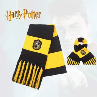Bufanda Harry Potter - Hufflepuff
