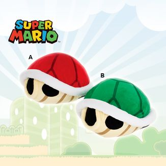 Plush doll Turtle shell Super Mario Bros