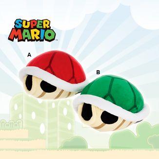 Peluche Caparazon Super Mario Bros