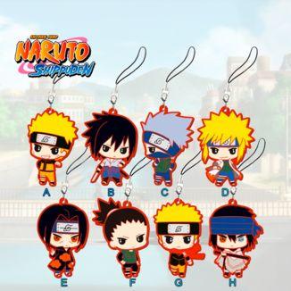 Naruto Rubber Keychain The Last