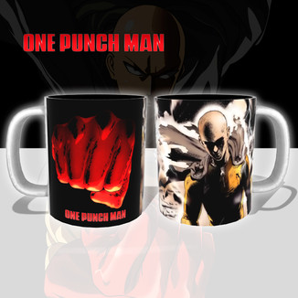 cup One Punch Man