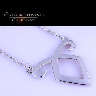 Necklace Shadow Hunters - Angelic Rune