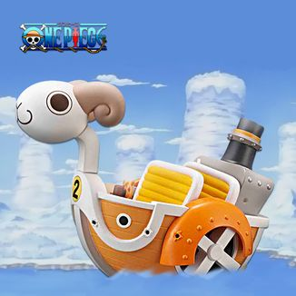 Figura One Piece - Barco Going Merry