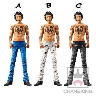 Figura One Piece - Trafalgar Law - King of Artist Jeans Freak