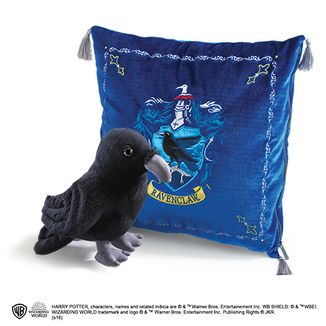 Cojín y Peluche Ravenclaw Set Harry Potter