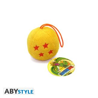 4 Star Ball Plush Keychain Dragon Ball