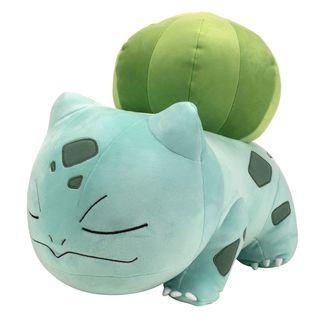 Peluche Bulbasaur Durmiendo Pokémon 45 cms