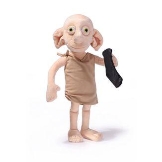 Peluche Dobby con Voz y Sonido Harry Potter 32 cms