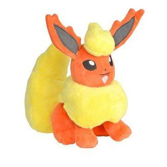 Peluche Flareon 20 cms Pokémon