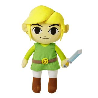 Peluche Link Jumbo The Legend Of Zelda Wind Waker