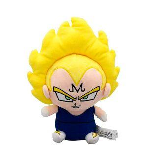 Peluche Majin Vegeta Dragon Ball 15 cms