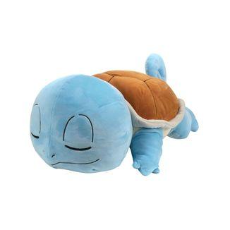 Peluche Squirtle Durmiendo Pokémon 45 cms