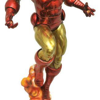 Figura Classic Iron Man Marvel Comic Gallery