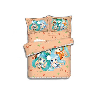 Bedclothes Vocaloid - Snow MIku #02