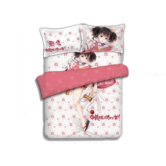 Bedclothes Kabaneri of the Iron Fortress - Mumei