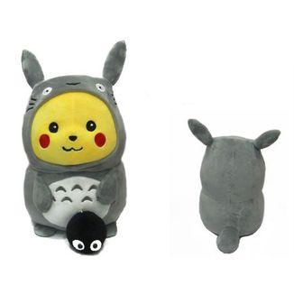 Peluche Pikachu Totoro