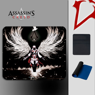 Mouse Pad Assassins Creed - Ezio Auditore