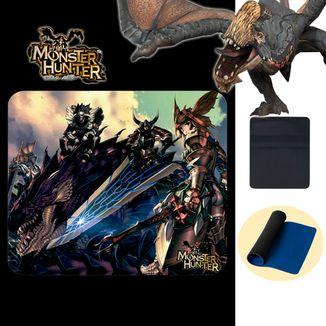 Alfombrilla Monster Hunter - Cazadores