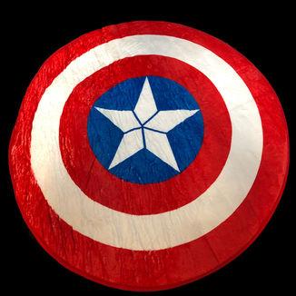Alfombra Marvel Comics - Capitan America