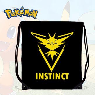 Bolso GYM Pokemon - Team Instinct