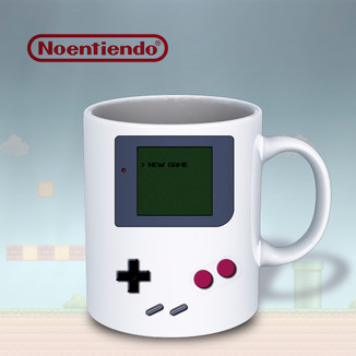 Taza Nintendo - Retro Game Boy