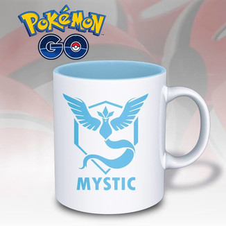 Taza Pokemon Go - Team Mystic