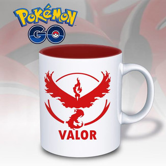 Taza Pokemon Go - Team Valor