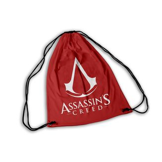 Assassin's Creed GYM Bag Red