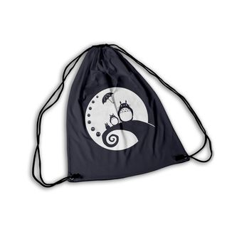 Mochila GYM Ghibli Totoro before Christmas